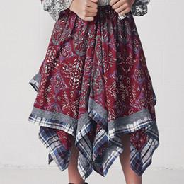 Jak & Peppar Nirvana Josefina Skirt - Brick