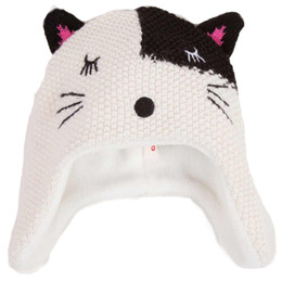 Catimini Graphic City All Fire And Flame Cat Hat