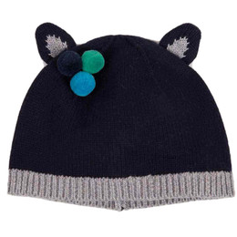 Catimini Creative Fantaisie Earth Light Pom Pom Hat