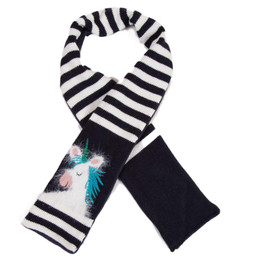 Catimini Creative Fantaisie Earth Light Unicorn Scarf