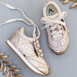 Joyfolie Ari Sneakers - Champagne