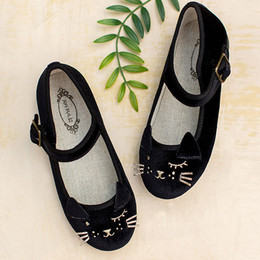 Joyfolie Ellie Mary Janes - Black