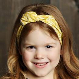Mustard Pie Vintage Violet Gidget Headwrap - Golden