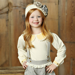 Little Prim Prim Top - Butter