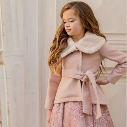 Joyfolie Victoria Jacket - Blush