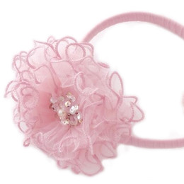 Ooh La La Couture Enchanted Forest Sparkle Headband - Pink