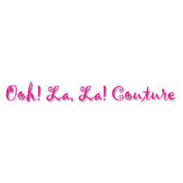 Ooh La La Couture Enchanted Forest Flower Clip - Pink