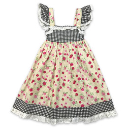 Mustard Pie  Strawberry Fields Isadora Dress - Multi