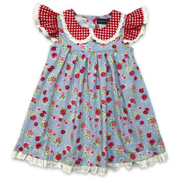 Mustard Pie  Strawberry Fields Old English Dress