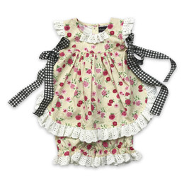 Mustard Pie  Strawberry Fields Eloise 2pc Set - Sunshine (*New Style*)