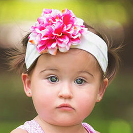 Haute Baby  Summer Blooms Headband