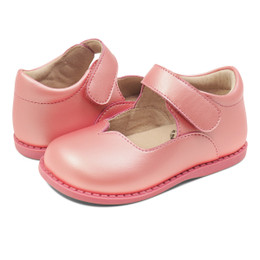 Livie & Luca Astrid Shoes - Guava Shimmer  (Spring 2019)
