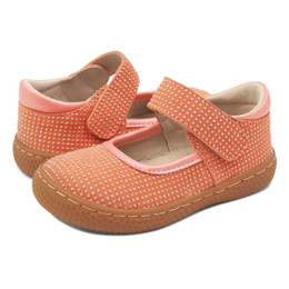 Livie & Luca Gemma Shoes - Coral Sparkle (Spring 2019)