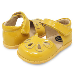 Livie & Luca Petal Shoes - Yellow (Spring 2019)