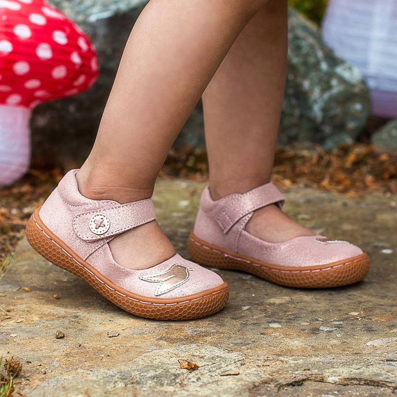 58a7b338399 ... Livie   Luca Pio Pio II Shoes - Desert Rose Shimmer (Spring 2019).  Image 1