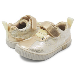 Livie & Luca Spin Shoes - Cream Tinsel (Spring 2019)