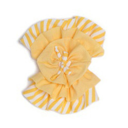 Isobella & Chloe Hello Sunshine Hard Headband - Yellow