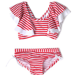 Isobella & Chloe Cape Town 2pc Swimsuit - Red