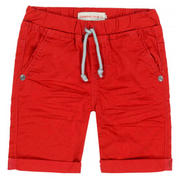 Deux Par Deux All Aboard, Matey Bermuda Shorts - High Risk Red