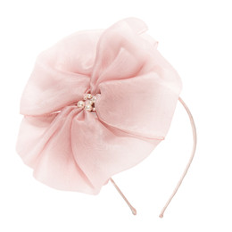 Tutu Du Monde Days Of Innocence Maya Headband - Porcelain Pink