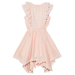 Tutu Du Monde Days Of Innocence Florentine Dress - Porcelain Pink
