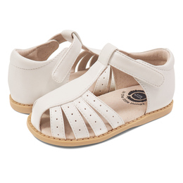 Livie & Luca  Paz Sandals - White Pearl (Summer 2019)