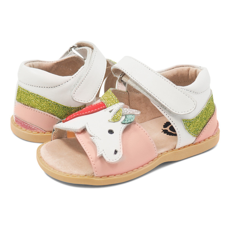443a0c71b7b ... Livie   Luca Unicorn Sandals - Multi (Summer 2019). Image 1
