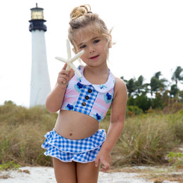 Blueberry Bay Bellamere 2pc Swimsuit