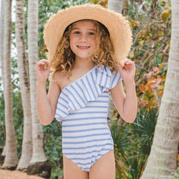 Blueberry Bay Forget Me Not 1pc Swimsuit