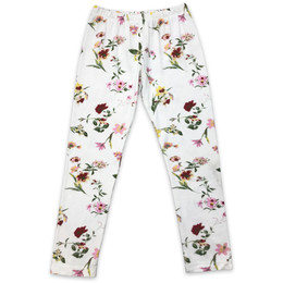 Jak & Peppar  Fair Isle Dazed & Confused Legging - Floral