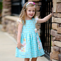 Giggle Moon Joy & Gladness  Phoebe Dress