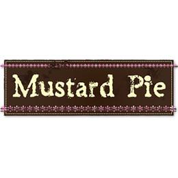 Mustard Pie  Rustic Peony Emmie Reversible Blanket (*New Style!*)