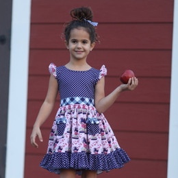 Be Girl Clothing Back To School Maxwell Dress