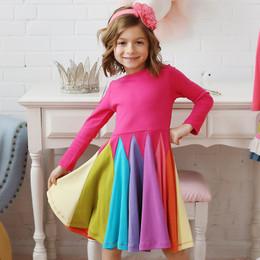 Lemon Loves Lime Rainbow Magic Dress - Multi