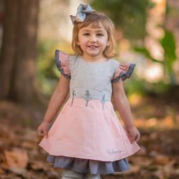 Evie's Closet Tiny Dancer Layered Dress