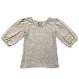 Little Prim   Honeycomb Inga Top - Beige