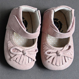 Livie & Luca  Willow Baby Shoes - Desert Rose (Fall 2019)