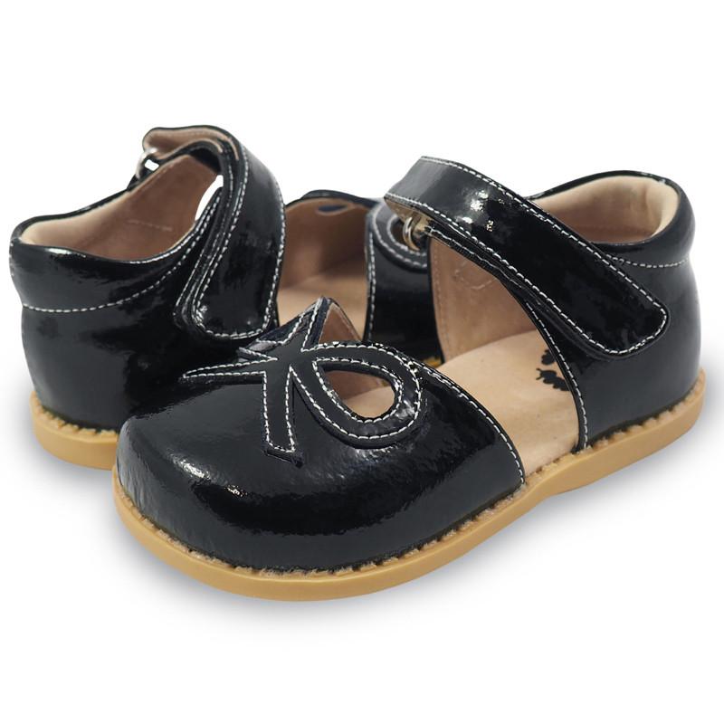 f165cb05b7 Livie & Luca Bow Shoes - Black Patent (Fall 2019)
