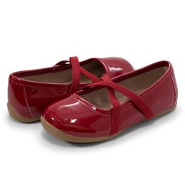 Livie & Luca  Aurora Shoes - Ruby Patent (Fall 2019)