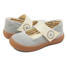 Livie & Luca  Carta II Shoes - Light Denim (Fall 2019)