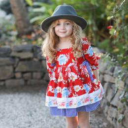 Be Girl Clothing Fall Isla Dress