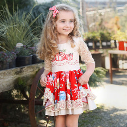 Be Girl Clothing Fall Pepper Dress