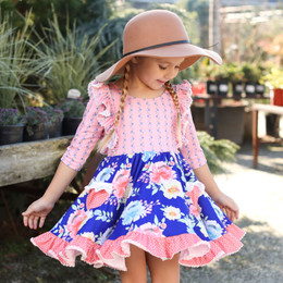 Be Girl Clothing Fall Drew Dress