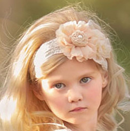 Frilly Frocks  Clementine Headband