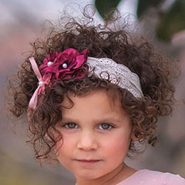 Frilly Frocks  Isabella Headband