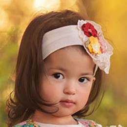 Haute Baby  Fields Of Gold Headband