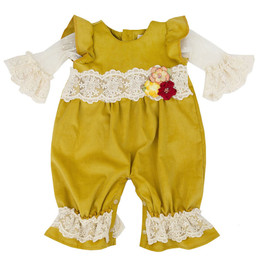 Haute Baby  Fields Of Gold Coverall