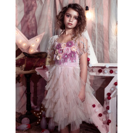 Tutu Du Monde Stardust Memories Carnival Tutu Dress - Blush
