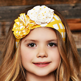 Swoon Baby by Serendipity Little Honey Headband