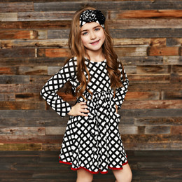Swoon Baby by Serendipity Vintage Grace Charming Pocket Dress